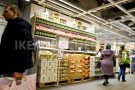 Магазин шведские продукты в ИКЕА Химки