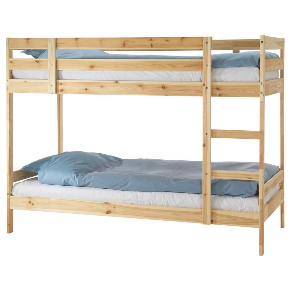 Каркас двухъярусной кровати МИДАЛ