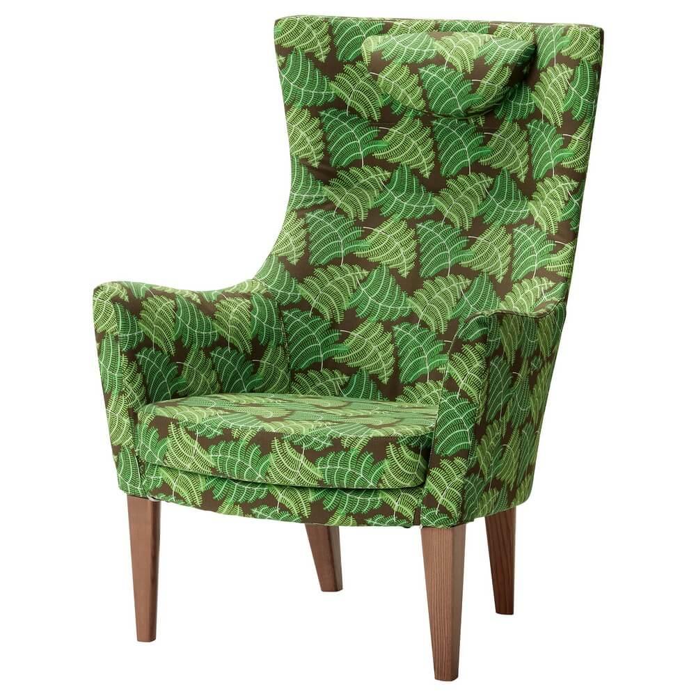 Кресло c высокой спинкой СТОКГОЛЬМ