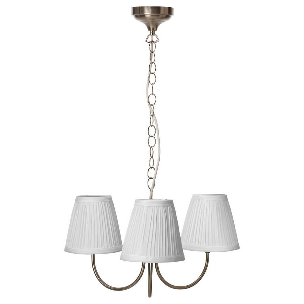 Трехрожковый подвесной светильник ОРСТИД