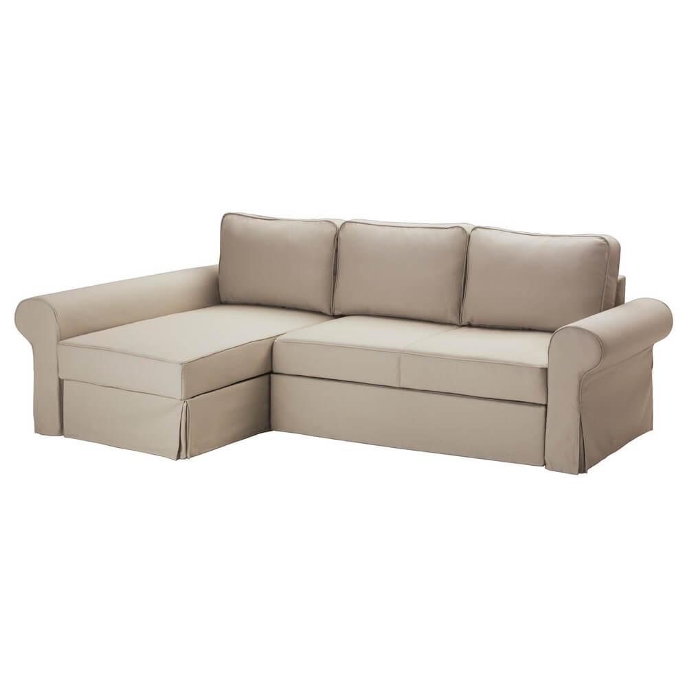 Чехол на диван-кровать с козеткой БАККАБРУ