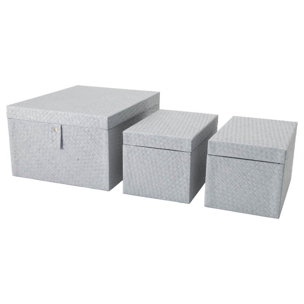 Набор коробок (3 штуки) БАТТИНГ