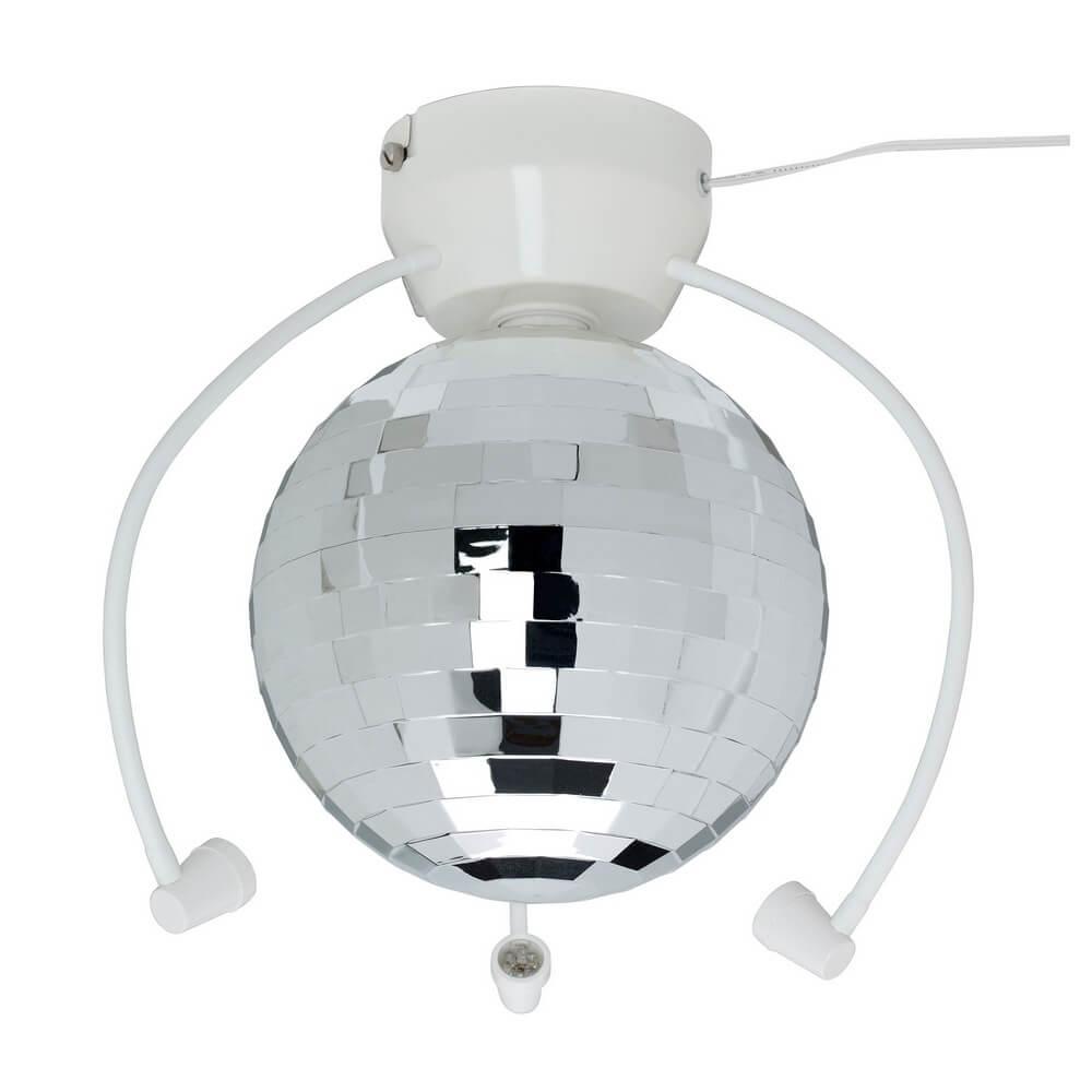 Зеркальный шар со светодиодами ДАНСА