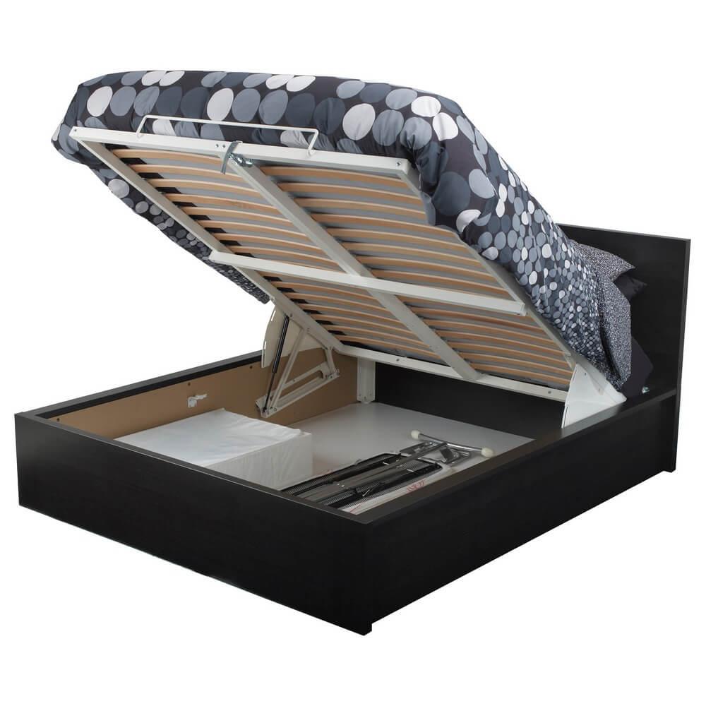Кровать с подъемным механизмом МАЛЬМ
