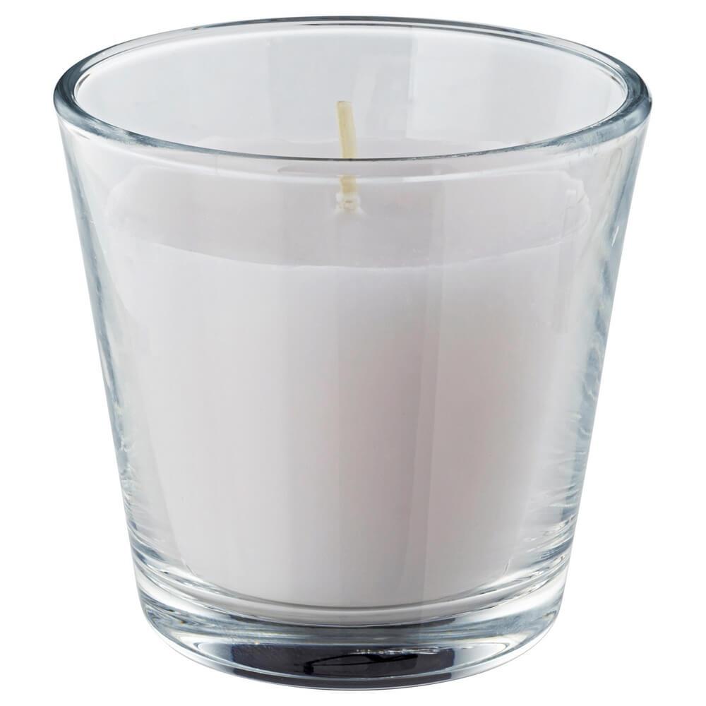 Ароматическая свеча в стакане ОМТАЛАД