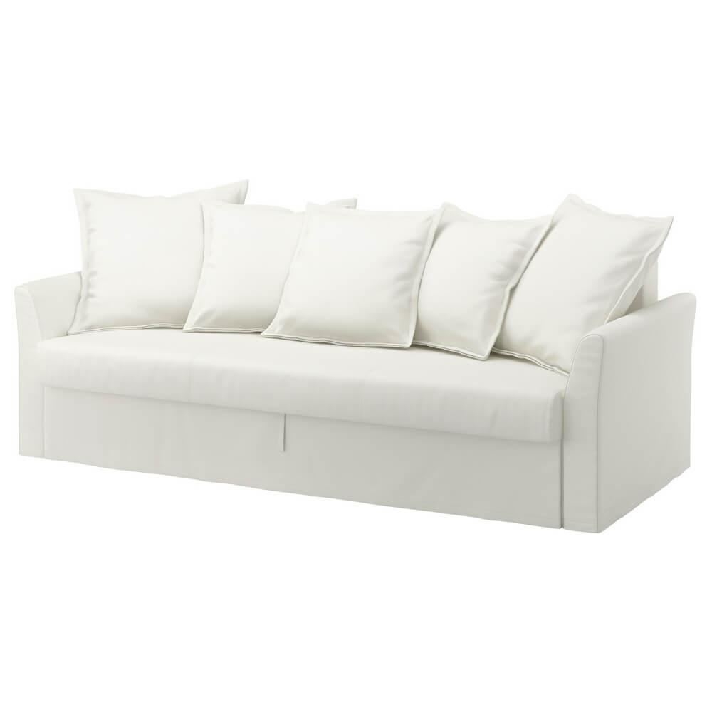 Чехол на трехместный диван-кровать ХОЛЬМСУНД
