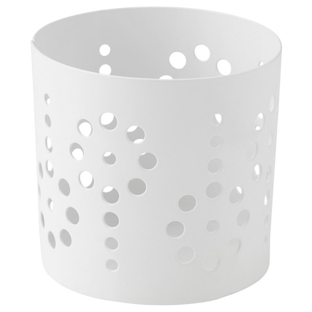 Украшение для свечи в стеклянном стакане ВАККЕРТ