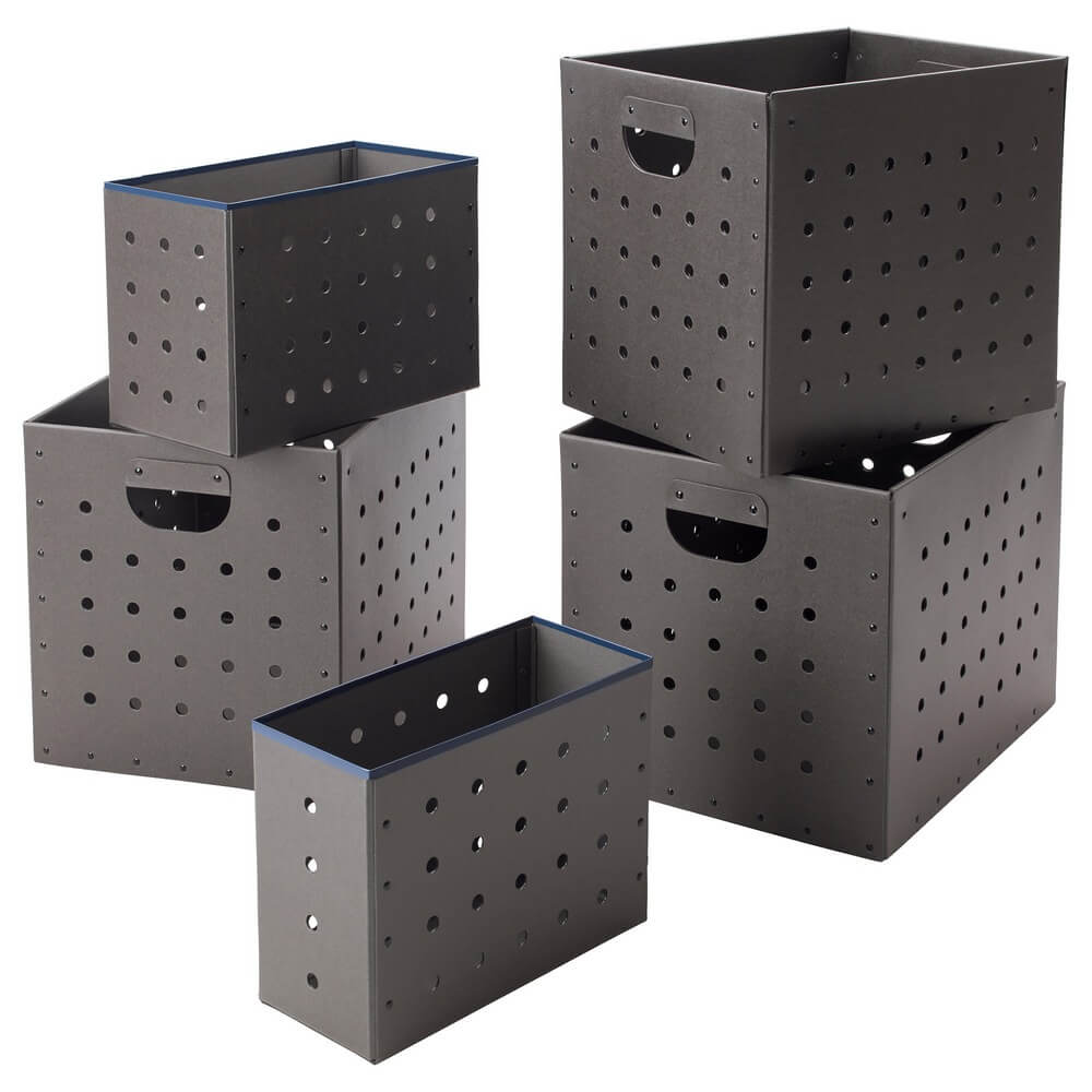 Набор коробок (5 штук) ИКЕА ПС 2017