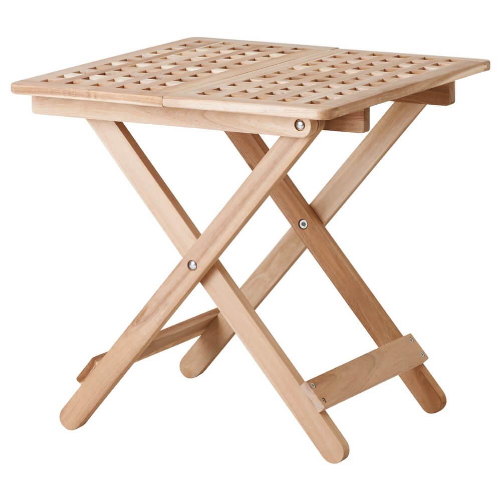 Придиванный столик СКУГХАЛЬ