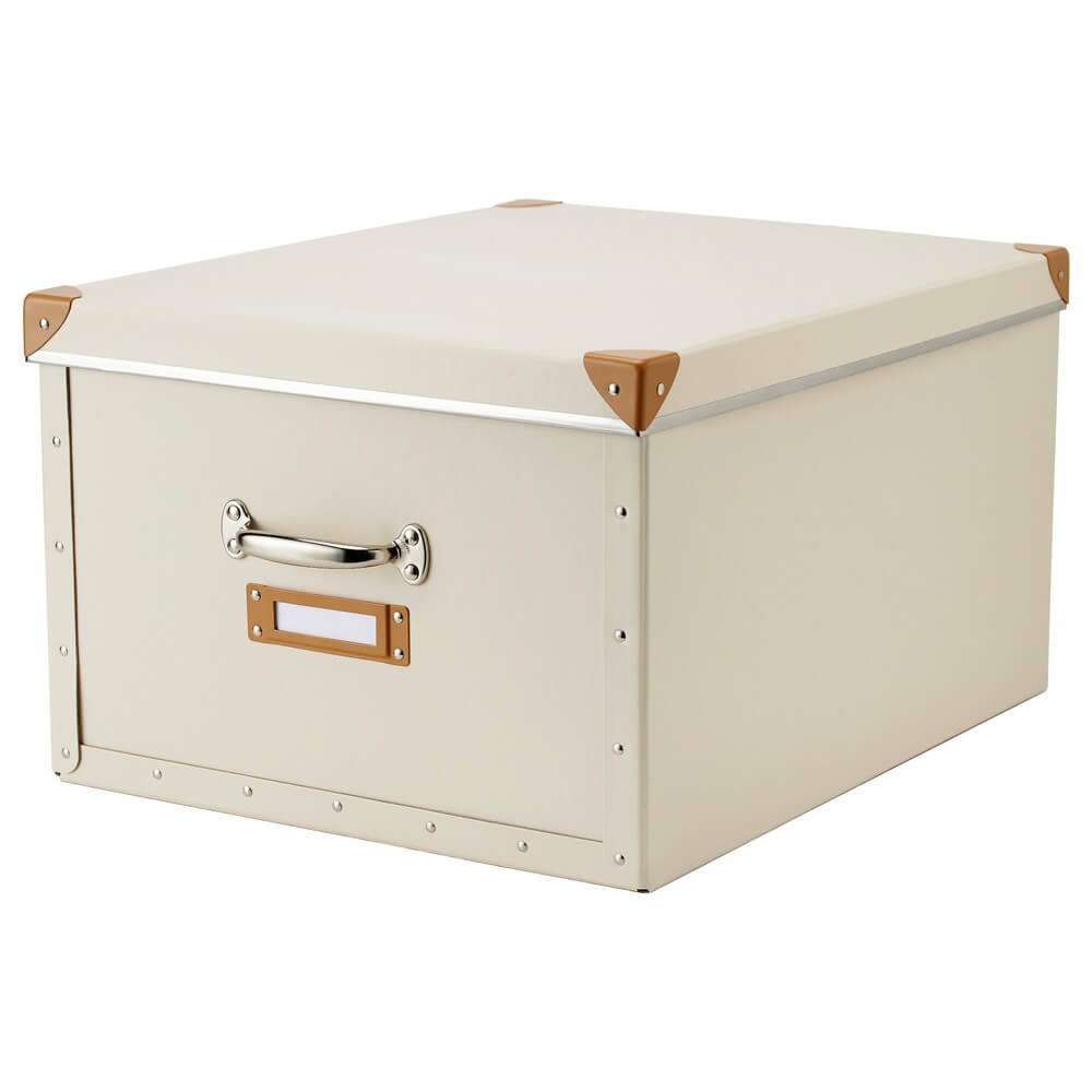 Коробка с крышкой ФЬЕЛЛА