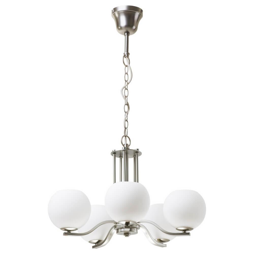 Подвесной светильник с 5 плафонами МИНУТ