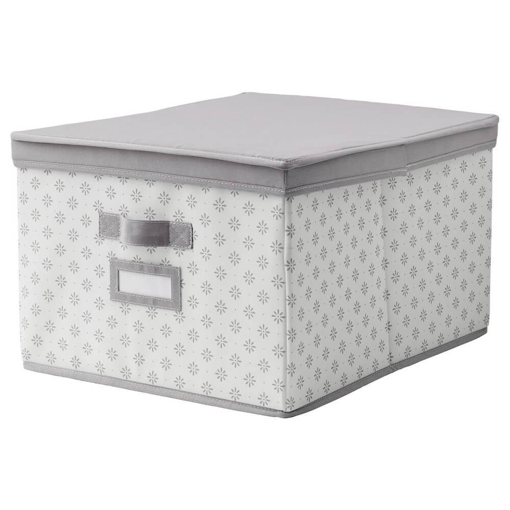 Коробка с крышкой СВИРА
