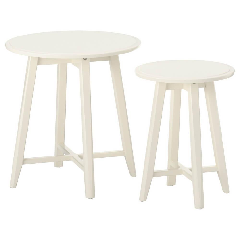 Комплект столов (2 штуки) КРАГСТА