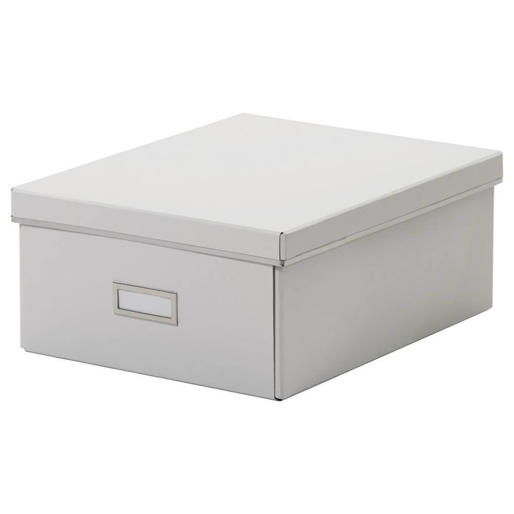 Коробка с крышкой СМОРАССЕЛЬ