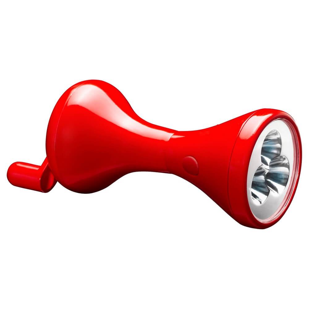 Светодиодный фонарь (ручной привод) ЮСА