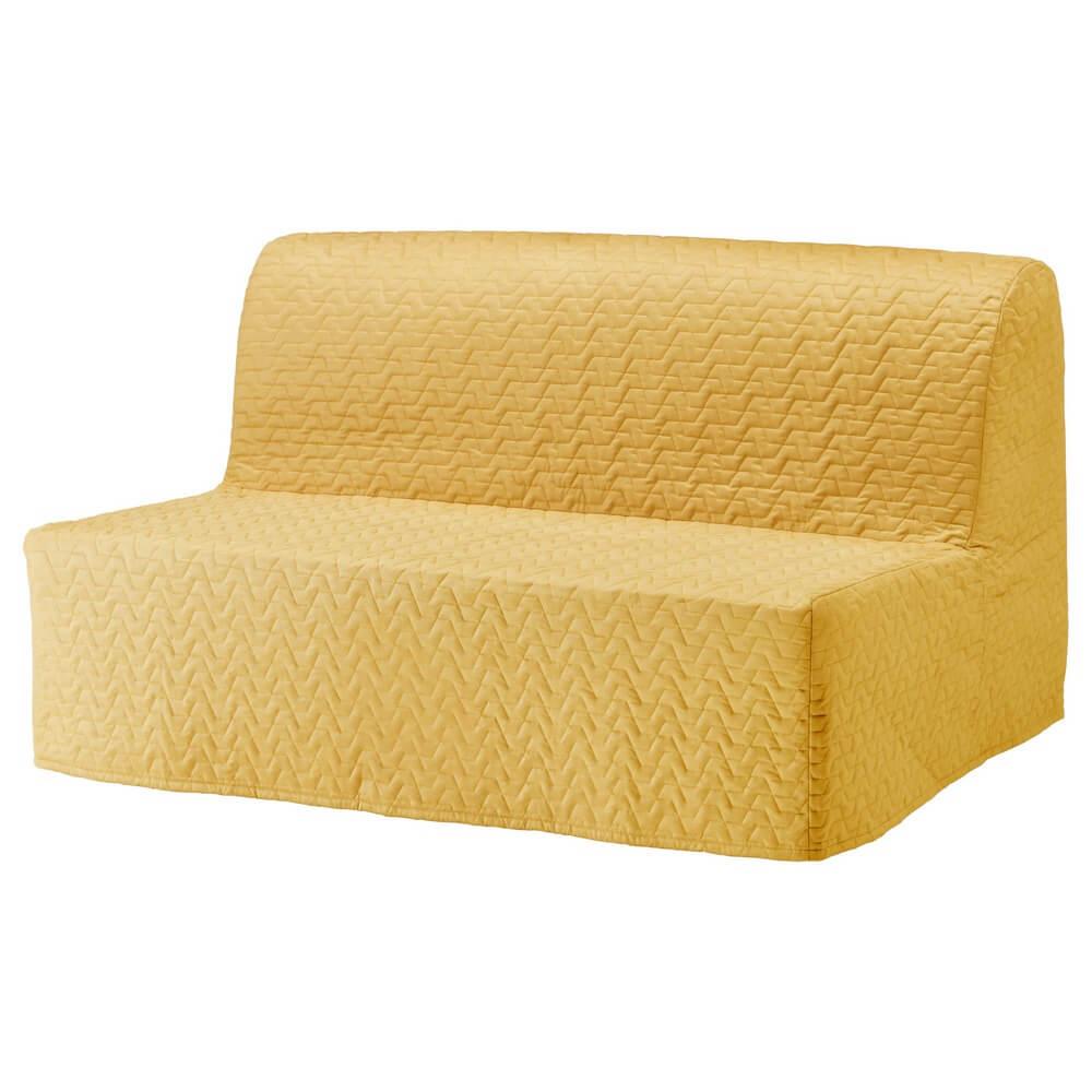 Чехол на двухместный диван-кровать ЛИКСЕЛЕ