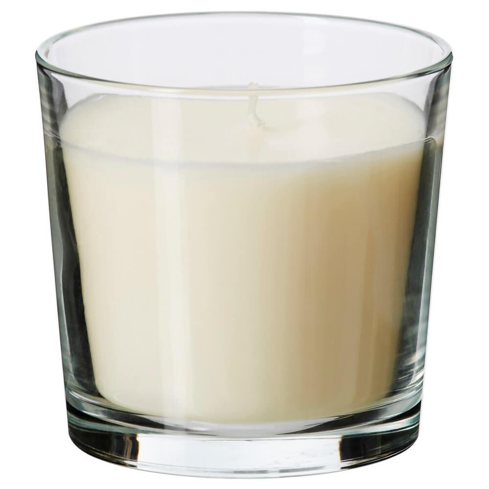 Ароматическая свеча в стакане СИНЛИГ