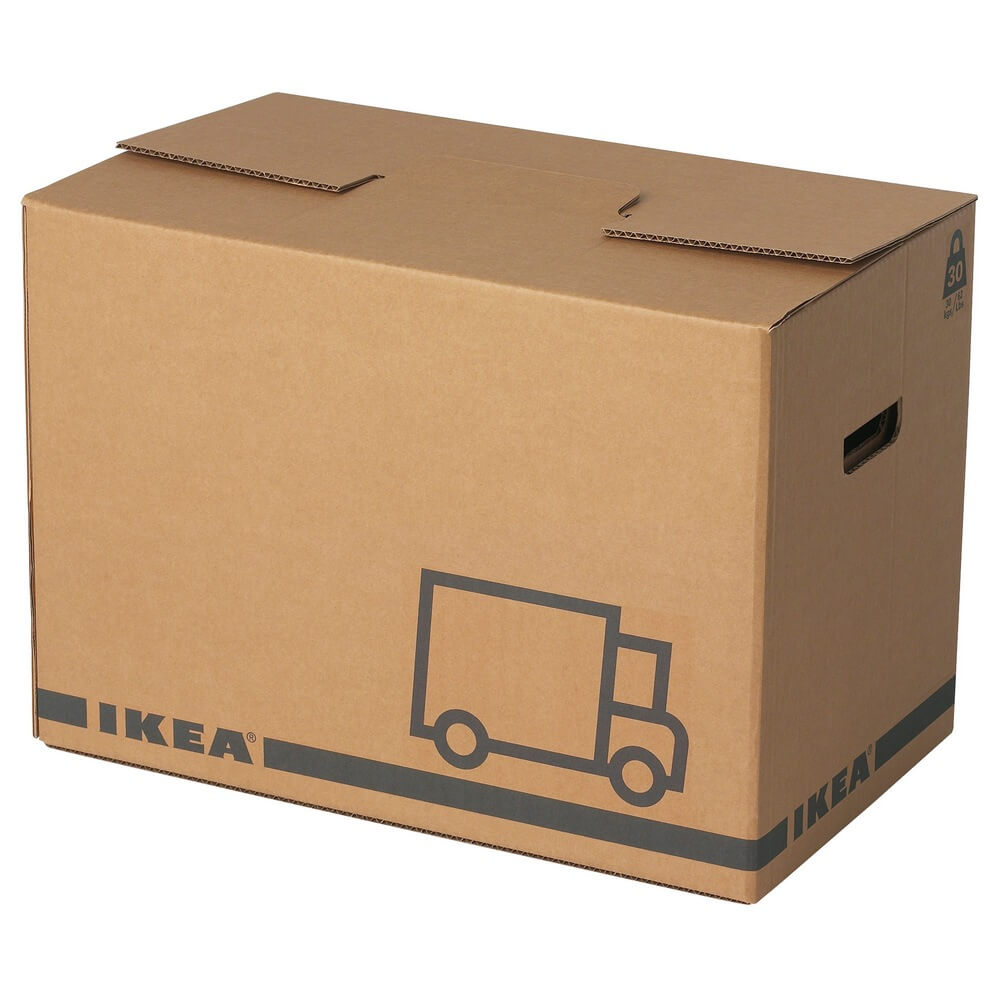 Упаковочная коробка ЭТЭНЕ