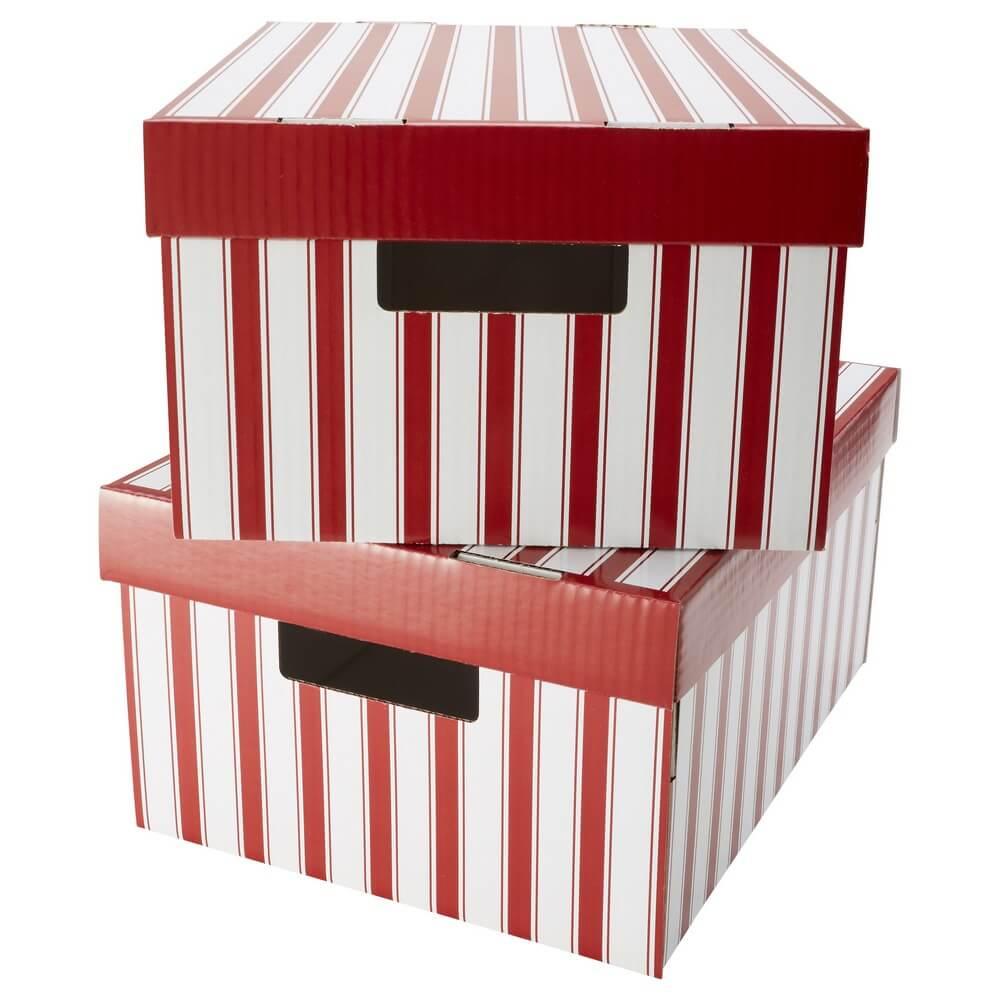 Коробка с крышкой ПИНГЛА