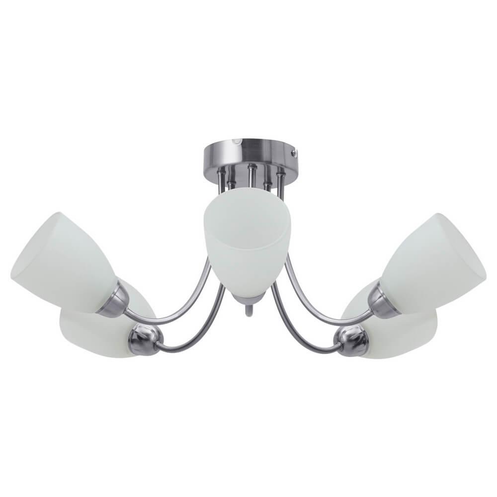 Потолочный софит (5 ламп) ХАЛВМОНЕ