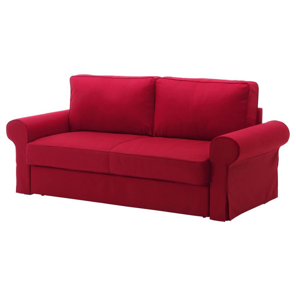 Трехместный диван-кровать БАККАБРУ