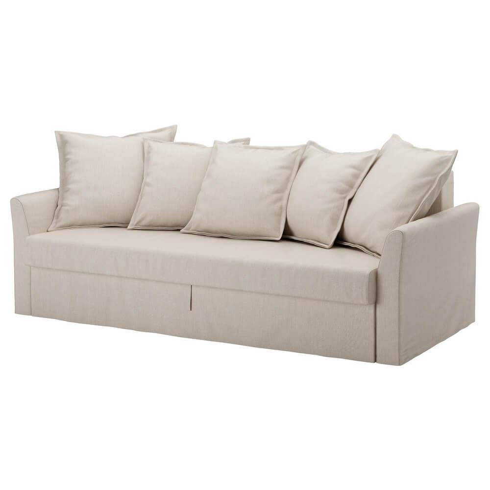 Трехместный диван-кровать ХОЛЬМСУНД