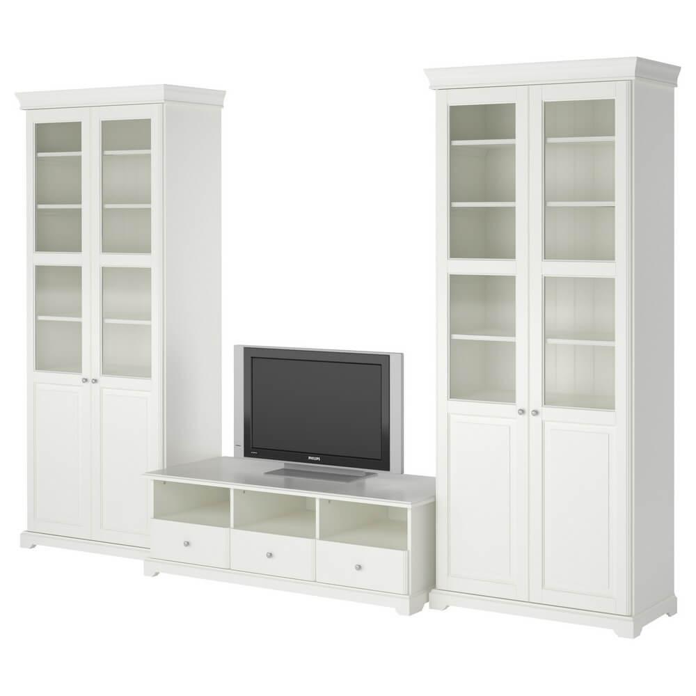 Шкаф для ТВ и комбинация ЛИАТОРП
