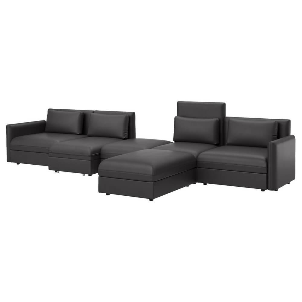 Пятиместный диван-кровать ВАЛЛЕНТУНА
