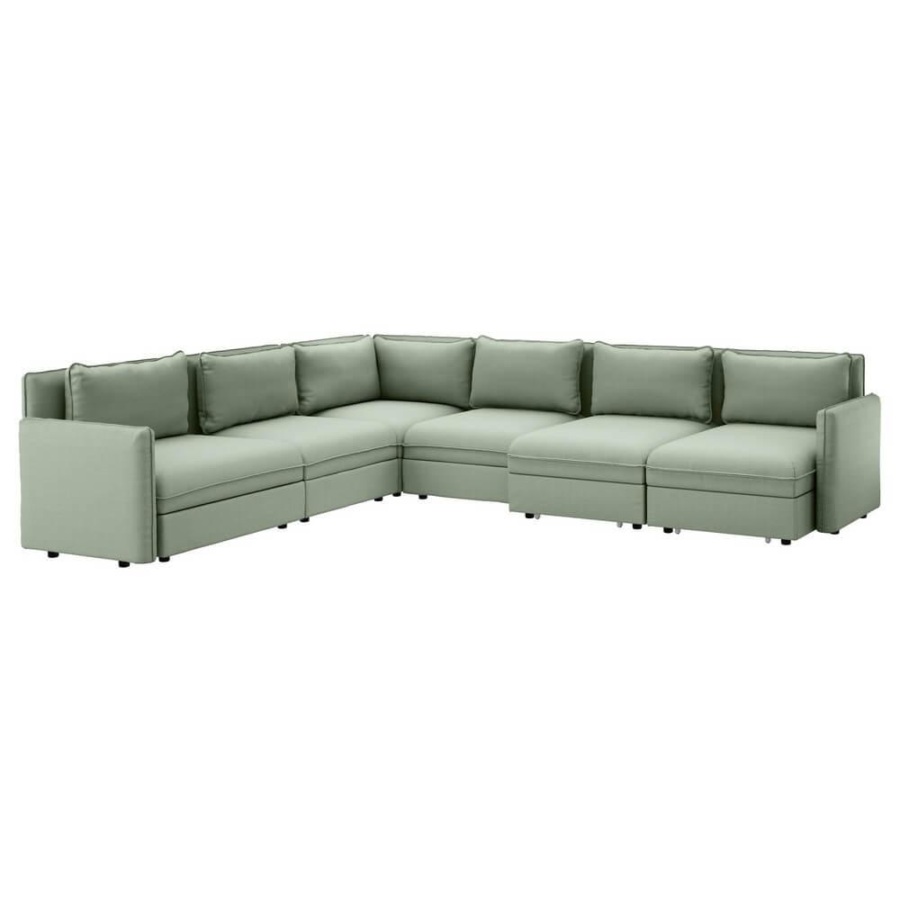 Шестиместный диван-кровать ВАЛЛЕНТУНА