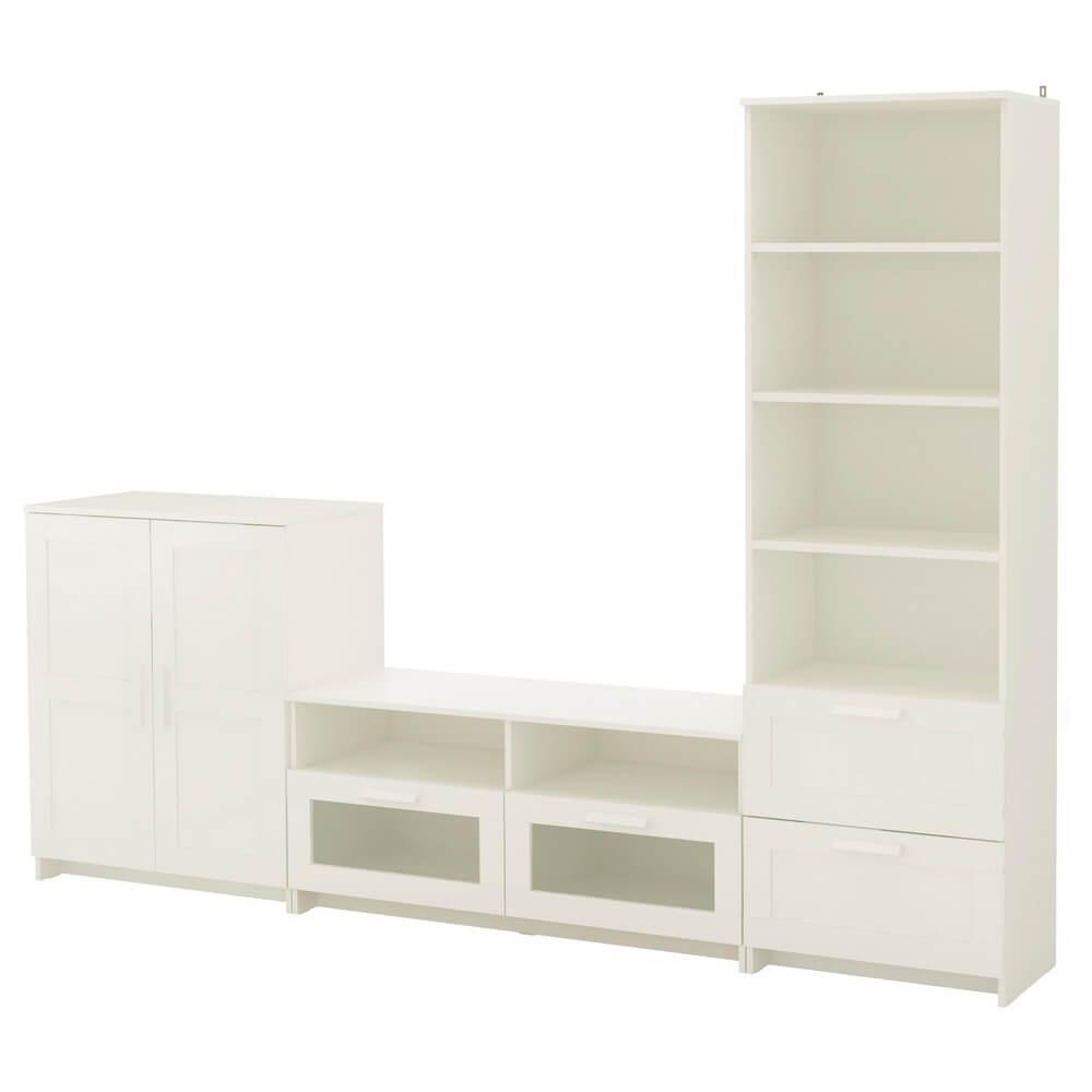 Шкаф для ТВ, комбинация БРИМНЭС