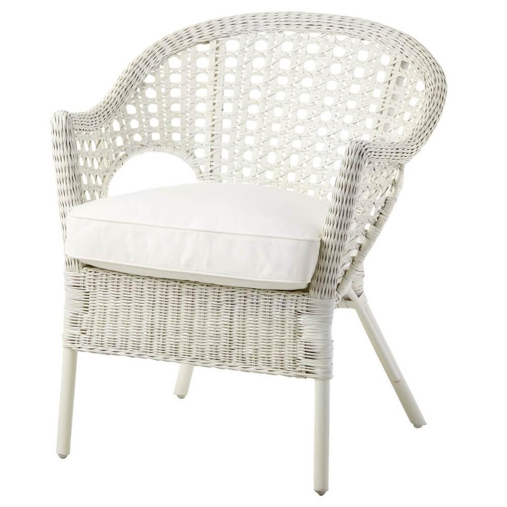 Кресло с подушкой-сиденьем ФИННТОРП / ЮПВИК