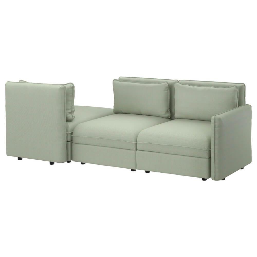 Трехместный диван-кровать ВАЛЛЕНТУНА