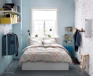 Уютная кровать ИКЕА