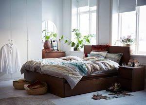 Экологичная спальня