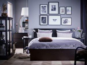 Выбираем серию спален