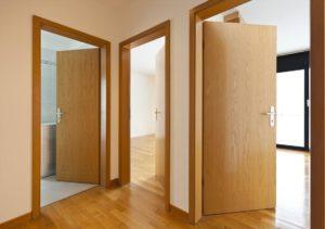 Функции дверей в дизайне помещения