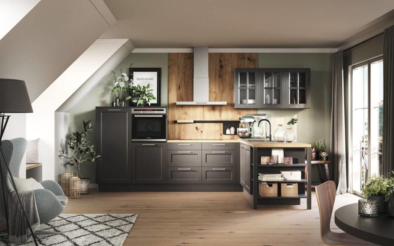 Преимущества готовых кухонь