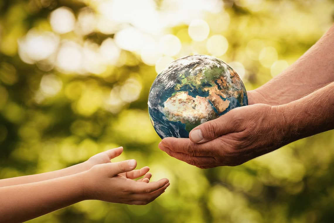 День Земли 2021: мир для будущих поколений