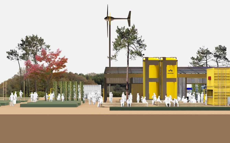 IKEA объединяет усилия для постройки города будущего