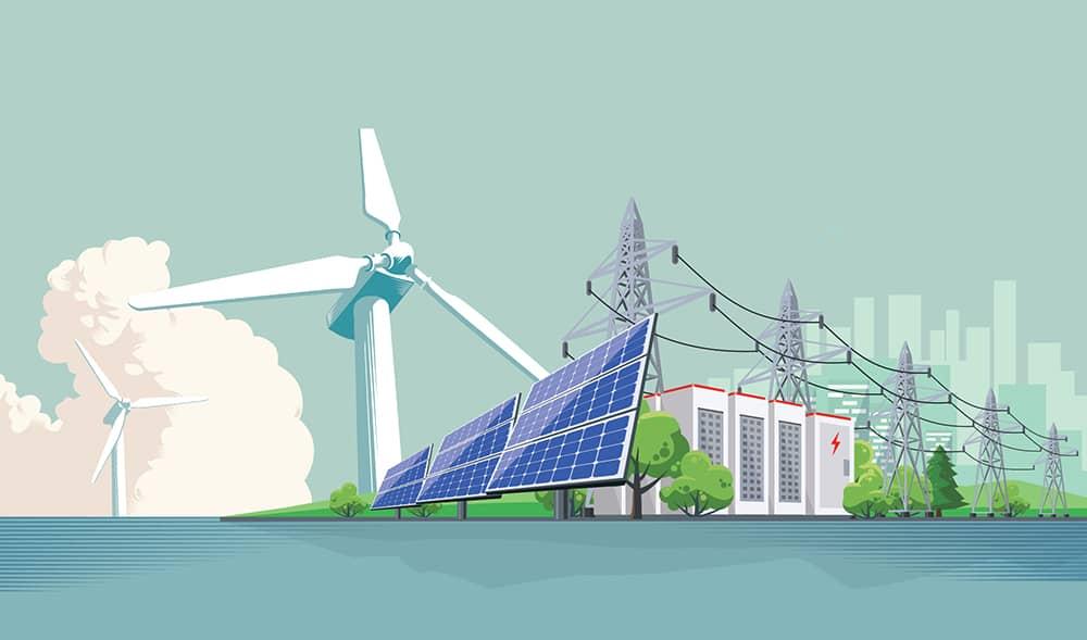 ИКЕА ускоряет программу перехода на возобновляемую энергию