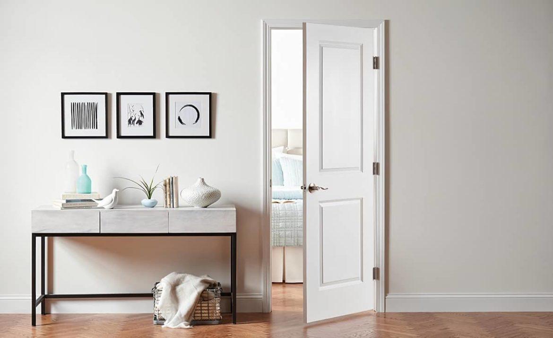 Изготовление межкомнатной двери