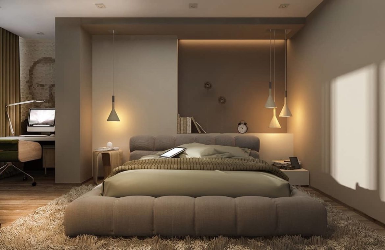 Правила хорошего дизайна спальной комнаты